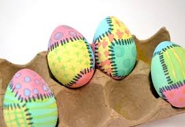 decorative easter eggs the top 50 ways to dye and decorate easter eggs our favorite