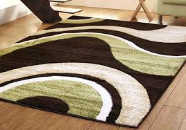 Green And Brown Area Rugs Area Rugs Blue And Green Pattern Wool Rug Extraordinary Bright