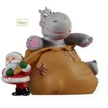 i want a hippopotamus for ornament hallmark