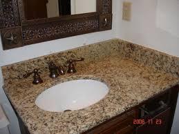 Bathroom Vanities Dallas Texas by Santa Cecilia Granite Vanity Tops 810 Santa Cecilia Gold