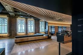 Optic Interiors Iwamotoscott Architecture Fiber Optic Room