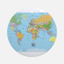 world globe ornament cafepress