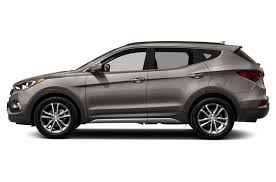 hyundai santa fe 2018 hyundai santa fe sport overview cars com