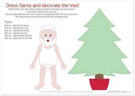 christmas tree games felt christmas tree number match up fspdt