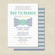 little man bow tie baby shower invitations iidaemilia com