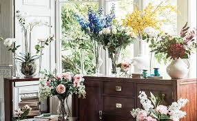 Faux Flowers Fabulous Faux Homes U0026 Interiors Scotland