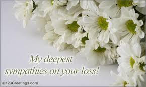 condolences card a condolence e card free sympathy condolences ecards 123