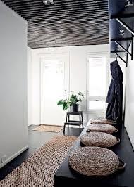 maison du tapis déco zen de couloir d entrée maison dans tapis de couloir pour