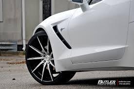corvette stingray tires chevy corvette c7 stingray with 22in lexani lz 101 wheels