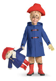 Toddler Costumes Halloween Paddington Bear Toddler Costume General Kids Costumes