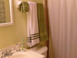 Bathroom Towels Ideas Bathroom Design Magnificent Ways To Hang Towels In The Bathroom