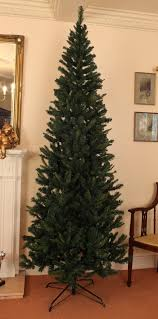 7ft slim mixed pine tree