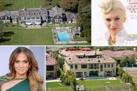 celebrity real estate 10 celebrity mansions once owned by other