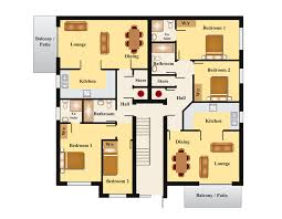 modern 2 bedroom apartment floor plans emejing apartment plans 2 bedroom gallery liltigertoo com