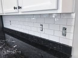 how to install subway tile backsplash kitchen how to install a subway tile backsplash free subway tile