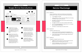 Newspaper Book Report Template 16 Ideas For Student Projects Using Google Docs Slides And Forms