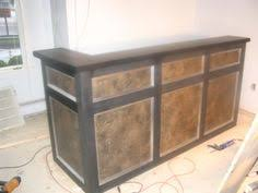 Quilted Reception Desk with Diy Reception Desk Great Step By Step Pictures U0026 Plans Http Www