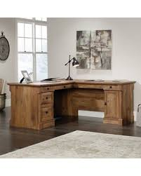 Sauder Traditional L Shaped Desk Great Deals On Sauder Palladia L Shaped Desk 420606