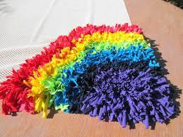 Bathroom Rug Ideas by Rugs Diy Rainbow Rainbow Rug For Bathroom Rugs Idea Diy Rug