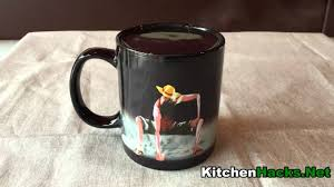 Color Changing Mugs Heat Color Changing One Piece Luffy Mugs Youtube