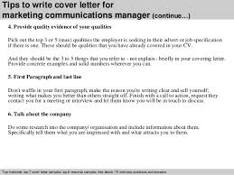 communication cover letter cover letter example human resource