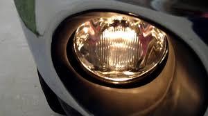 2008 dodge ram 1500 led fog lights dodge ram fog light youtube