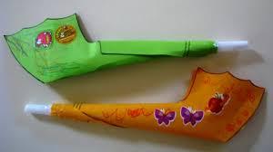 plastic shofar your own paper shofar joyful