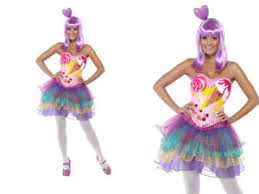 katy perry costume katy perry costume candy fancy dress xs m