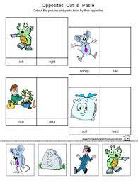 27 best opposites images on pinterest opposites preschool