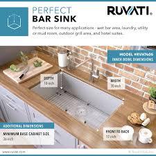 kitchen sink for 30 inch base cabinet 32 inch undermount 16 zero radius kitchen sink