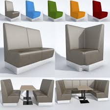 Booth And Banquette Seating Sydney 3d Model Booth Seating Aura 3d Model 3d Modeling Pinterest