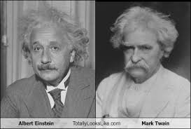 Mark Twain Memes - albert einstein totally looks like mark twain cheezburger funny
