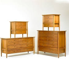 Dresser And Nightstand Sets Bedroom Set Tall Dresser Long Dresser Pair Of Nightstands 4