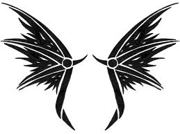 tribal wings by tribal tattoos on deviantart