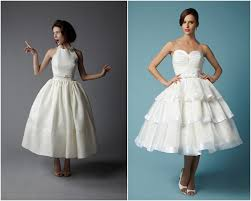 top 10 tea length wedding dresses tea length u0026 ballet style
