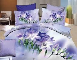 Purple Floral Comforter Set 25 Best Bedroom Redo Images On Pinterest Bedding Sets Bed Sets