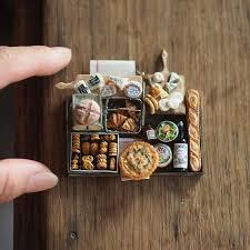 cuisine miniature handmade miniature japanese 13 unsleep doodle