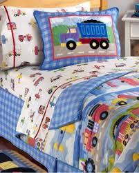 Truck Bedding Sets Olive Trains Planes Trucks Comforter Set Products