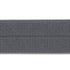 ribbon elastic elastic ribbon 14m grey x 1m mokuba perles co