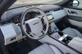 velar land rover first drive 2018 range rover velar u s spec automobile magazine