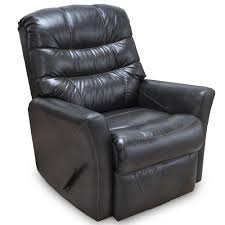 Faux Leather Recliner Patriot Faux Leather Recliner