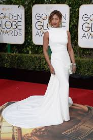 cox wedding dress laverne cox stuns in white gown at the 73rd golden globe awards