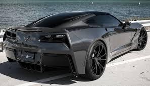 2014 corvette black exclusive motoring stealth cyber gray chevrolet corvette stingray