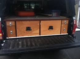 pick up truck bed tool drawer set