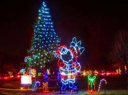 photo highlights of fantasy of lights parks and recreation