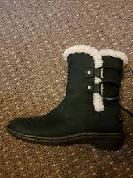 ugg boots sale christchurch ugg boots black leather in goole east gumtree