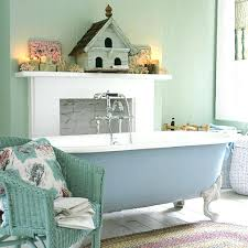 country chic bathroom decor shabby ideas suitable for any home 7
