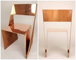 Tolix Dining Chairs Furniture Enchanting Copper Dining Chairs Pictures Copper Dining