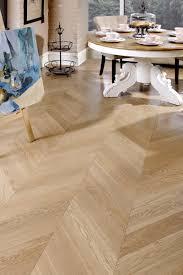 Tasmanian Oak Laminate Flooring Pastel Oak Chevron Parquetry European Oak Zealsea Timber Flooring