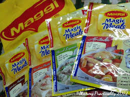 maggi cuisine maggi magic meals homemaking made easy and practical